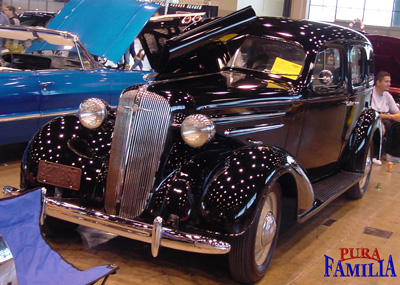 Jimmy's 1936 Chevy Master Deluxe